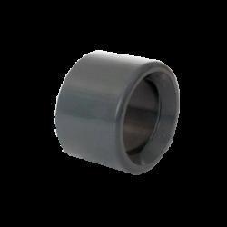 Réduction Ø 20/16 mm en PVC pour aquarium