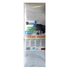 SUPERFISH Filter Wool - Ouate de Filtration - 500g