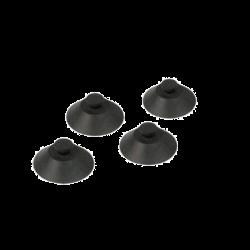 EHEIM Ventouse 1000-1-2/2203/2204, 3536 - Lot de 4 pièces