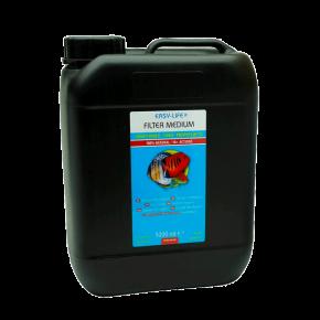 EASY LIFE Filter Medium - Conditionneur d'eau - 5000 ml