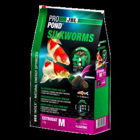 JBL ProPond Silkworms - 1 kg