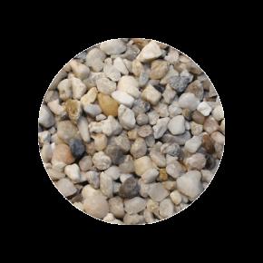 CAPAC Sable pour aquarium Clair, 3 - 6 mm - 10 Kilos
