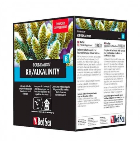 Complement pour coraux d 39 aquarium red sea reef foundation for Nourriture aquarium