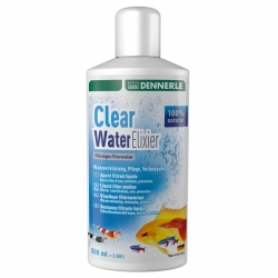 DENNERLE Clear Water Elixier Agent filtrant liquide - 500 ml