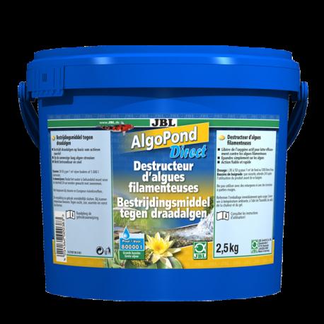 JBL AlgoPond direct 2,5kg anti algue pour bassin avec poissons