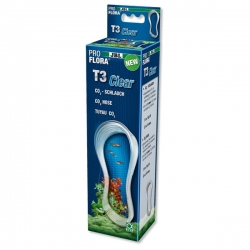 JBL ProFlora T3 CLEAR - Tuyau CO2 - 3 mètres
