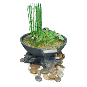 SUPERFISH Mini Waterfall Pond - Kit complet mini-bassin