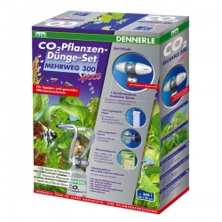DENNERLE Space 300 Kit CO2 - rechargeable