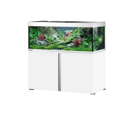 Aquarium EHEIM Proxima 325 + meuble - Blanc