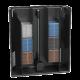 AQUATLANTIS Biobox 3 - Filtre aquarium jusqu'à 500L