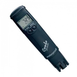 HANNA Testeur pH/EC/TDS/°C/3999 µS -2000 mg/L