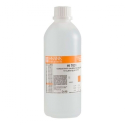HANNA Solution étalon 1413µS/cm - 500 mL