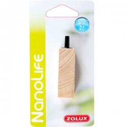 ZOLUX - Diffuseur à air en bois rectangulaire - 7,5 cm