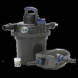 OASE FiltoClear Set 12000 - Filtre + UV + Pompe pour Bassin jusqu'à 12000 L