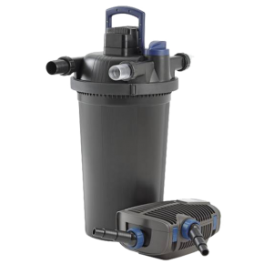 OASE FiltoClear Set 20000 - Filtre + UV + Pompe pour Bassin jusqu'à 20000 L