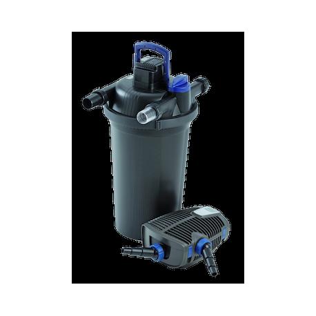 Oase filtoclear set 30000 filtre pour bassin de jardin for Filtre uv bassin