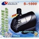 RESUN S-1000 pompe à eau pour aquarium