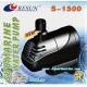 RESUN S-1500 pompe à eau pour aquarium