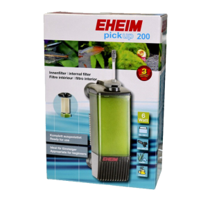 EHEIM Filtre PickUp 200 (Eheim 2020) Aquarium jusqu'à 200L Débit : 570 l/h