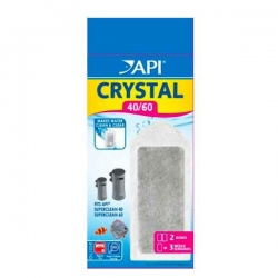 RENA Crystal 40/60 Cartouche NEW Superclean 40 et 60 - Lot de 2