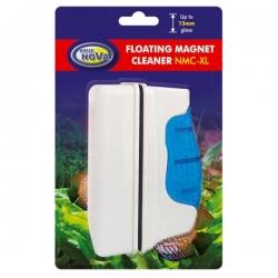 AQUA NOVA Floating Magnet Scraper Taille XL, aimant pour aquarium