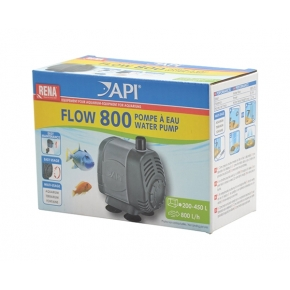 API NEW Flow 800 Pompe à eau aquarium 800l/h