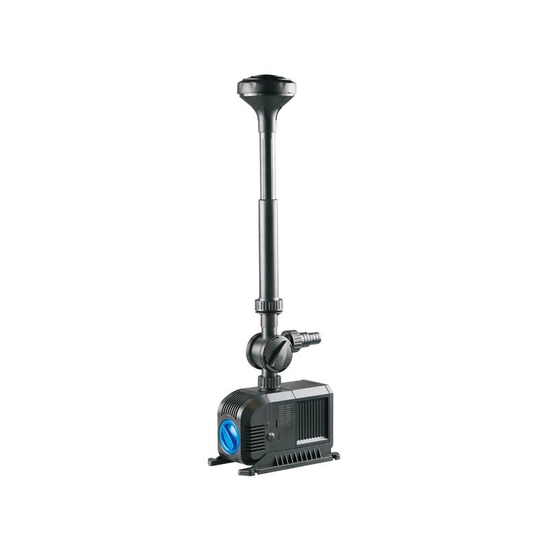 pompe avec fontaine pour bassin 6000 l h sunsun hj 5503. Black Bedroom Furniture Sets. Home Design Ideas
