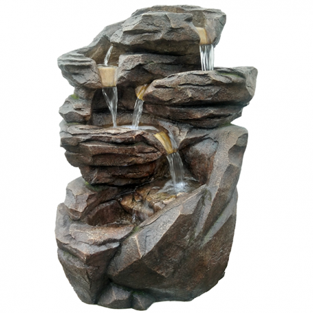 Fontaine Niagara - H. 71 x 54 x 44 cm