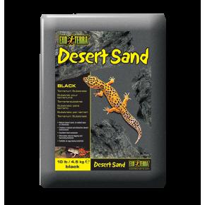 EXO TERRA Sable Desert - Noir - 4,5kg