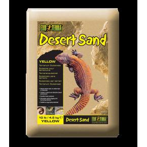 EXO TERRA Sable Desert - Jaune - 4,5kg