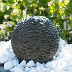 UBBINK Selva Fontaine de jardin - Ø 34 cm - Livraison comprise