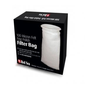 RED SEA 100 Micron Felt, Fine Polish, Filter Bag