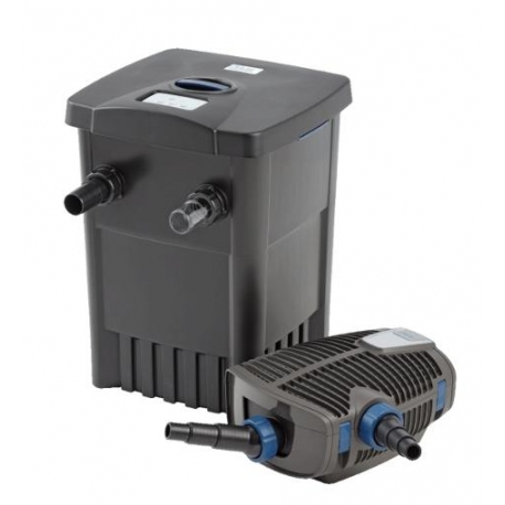 OASE Filtomatic CWS Set 25000 - Filtre + UV + Pompe pour filtre