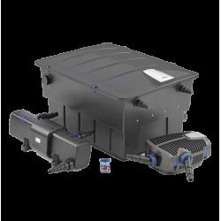 OASE BioTec ScreenMatic 2 Set 60 000 - Filtre + UV + Pompe pour Bassin jusqu'à 60000 L