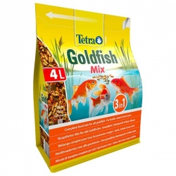 TETRA POND GoldFish Mix - 4 L