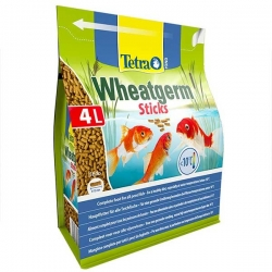 TETRA Pond Wheatgerm Sticks - 10 L