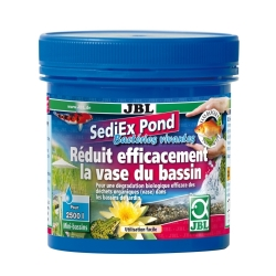 JBL SediEX Pond 250g Anti vase
