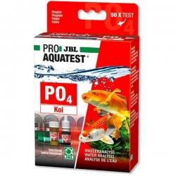JBL ProAquaTest PO4 Phosphat Koi - Test PO4 pour bassin - 50 tests