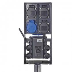 OASE InScenio FM-Master EGC Home - Borne électrique 4 Prises