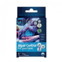 AQUARIUM SYSTEMS Algae control - 15 unidoses