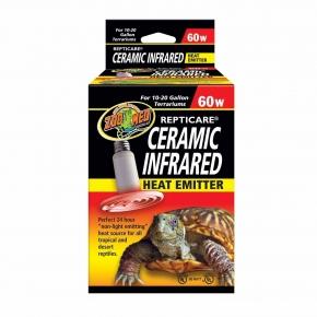 ZOO MED Ceramic infrared - 60 Watts