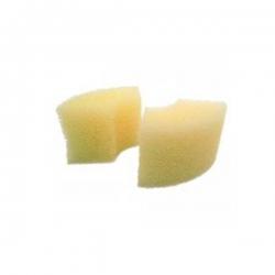 EHEIM Mousse blanche pour filtre Aqua60/160/200 - Lot de 2