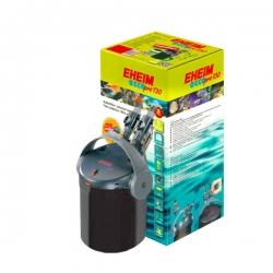 EHEIM Ecco Pro 130 BLACK EDITION + 2 lots de masses filtrantes - Filtre pour aquarium jusqu'à 130 L