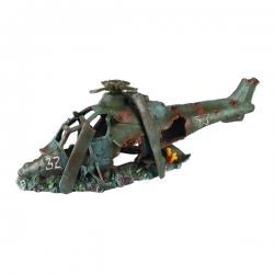 AQUA DELLA Chopper 1 - Décoration pour aquarium - 74.5 x 22.5 x 25 cm