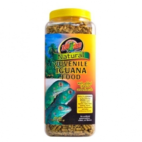 ZOOMED Natural Iguana Food Juvenile, nourriture jeunes iguanes - 567 g