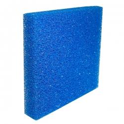 Mousse Bleue 100x100x10cm maille grosse