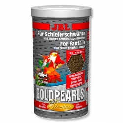 JBL GoldPearls - 250 ml - Nourriture poissons rouges