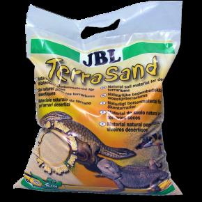JBL TerraSand Sable jaune naturel pour terrarium - 7,5 kg