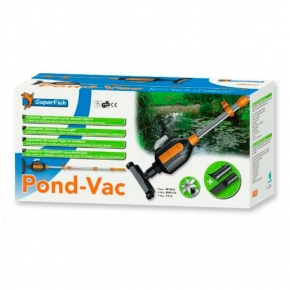 SUPERFISH Pond Vac, aspirateur de bassin