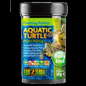EXO TERRA Floating Pellets Aquatic Turtle Hatchling - 50g